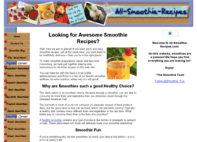 all-smoothie-recipes.com