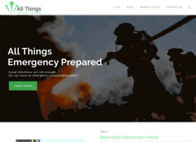 all-things-emergency-prepared.com