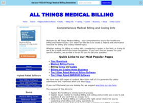 all-things-medical-billing.com