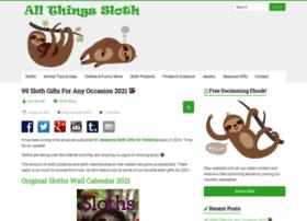 all-things-sloth.com