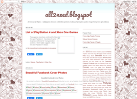 all2need.blogspot.com