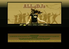 all4djs.com