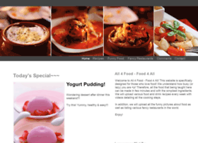 all4food.weebly.com