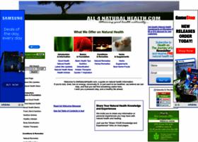 all4naturalhealth.com