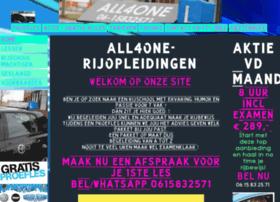all4one-rijopleidingen.nl