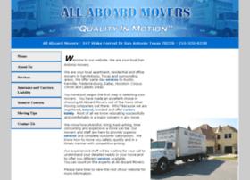 allaboardmovers.com