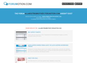 allaboutbigbrother.forumotion.com