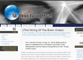 allaboutbrainpower.com