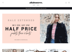 allabouteveclothing.com