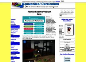 allabouthomeschoolcurriculum.com