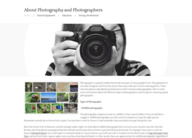 allaboutphotographers.weebly.com