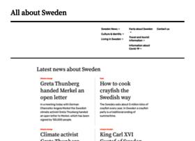 allaboutsweden.com