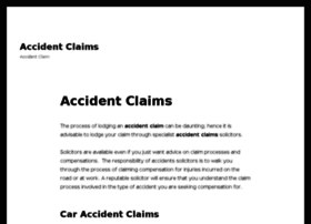 allaccidentclaims.co.uk