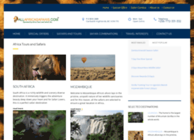 allafricasafaris.com