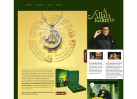 Allahkareemlocket.com