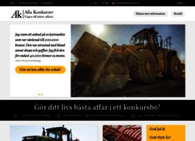 allakonkurser.se