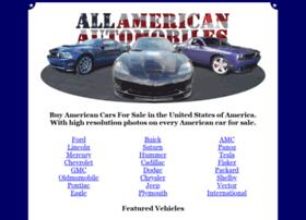 allamericanautomobiles.com