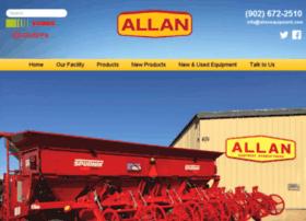 allanequipment.com
