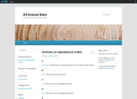 allanimalsites.edublogs.com