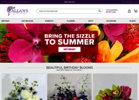 allansflowers.com