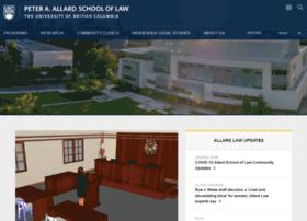allard.ubc.ca