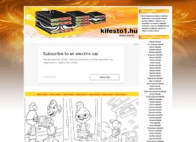Allatos-kifestok.kifesto1.hu