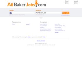 allbakerjobs.com