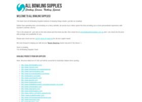 allbowlingsupplies.com