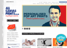 allcanvasprints.co.uk