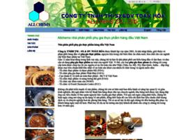 allchems.com