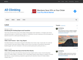 allclimbing.com