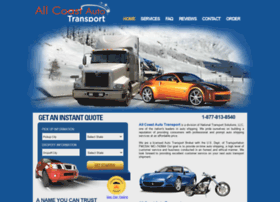 allcoastautotransport.com