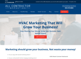 allcontractormarketing.com