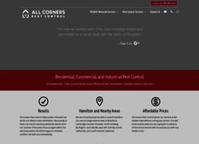 allcornerspestcontrol.com