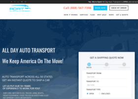 alldayautotransport.com