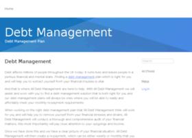 alldebtmanagement.co.uk