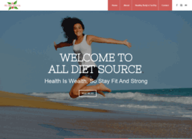 alldietsource.com