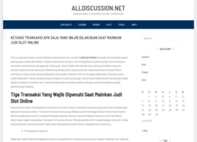 alldiscussion.net