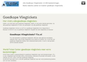 alle-goedkope-vliegtickets.nl