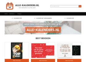 alle-kalenders.nl