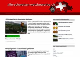 alle-schweizer-wettbewerbe.ch