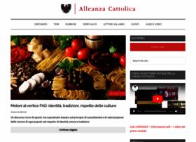 alleanzacattolica.org