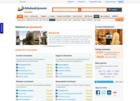 allebedrijvenindordrecht.nl