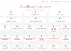 allebrautkleider.de