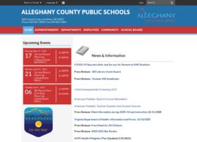 alleghanycountyschools.us