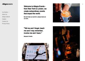 allegra-events.com