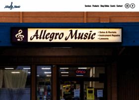 allegromusic.net