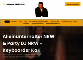 alleinunterhalter-nrw.info