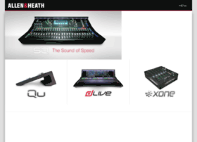 allen-heath.co.uk