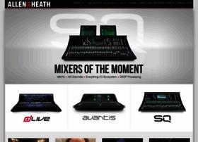 allen-heath.com